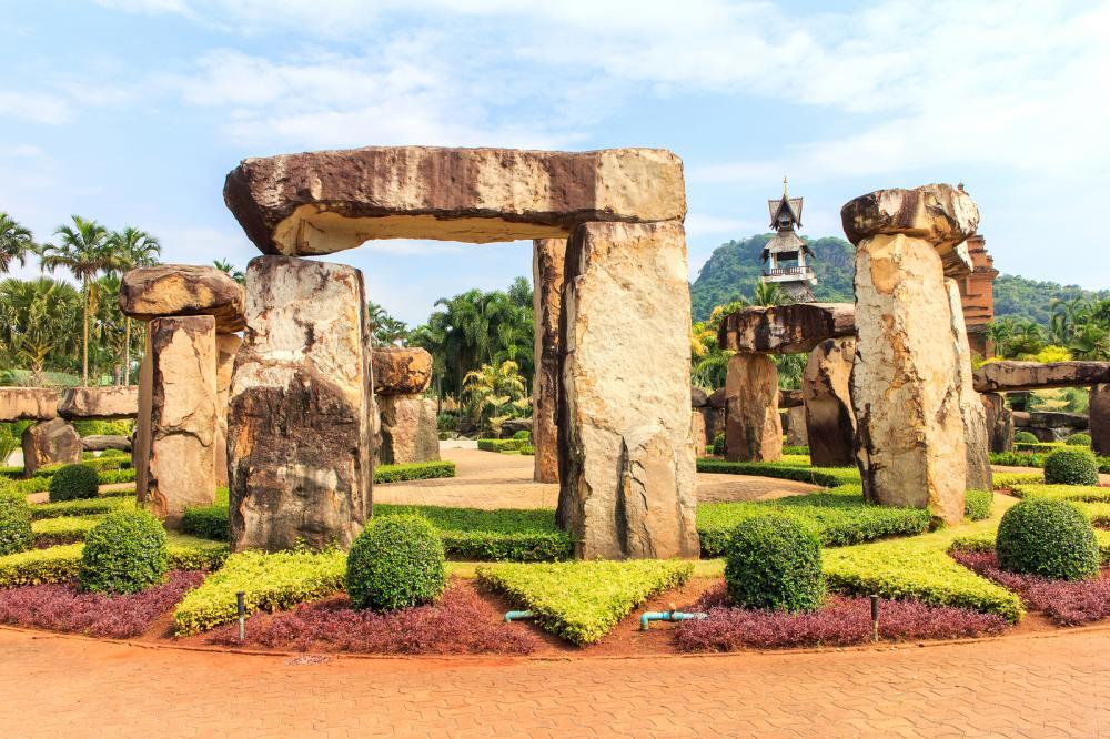 garden-stone