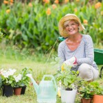 happy-grandmother-gardening